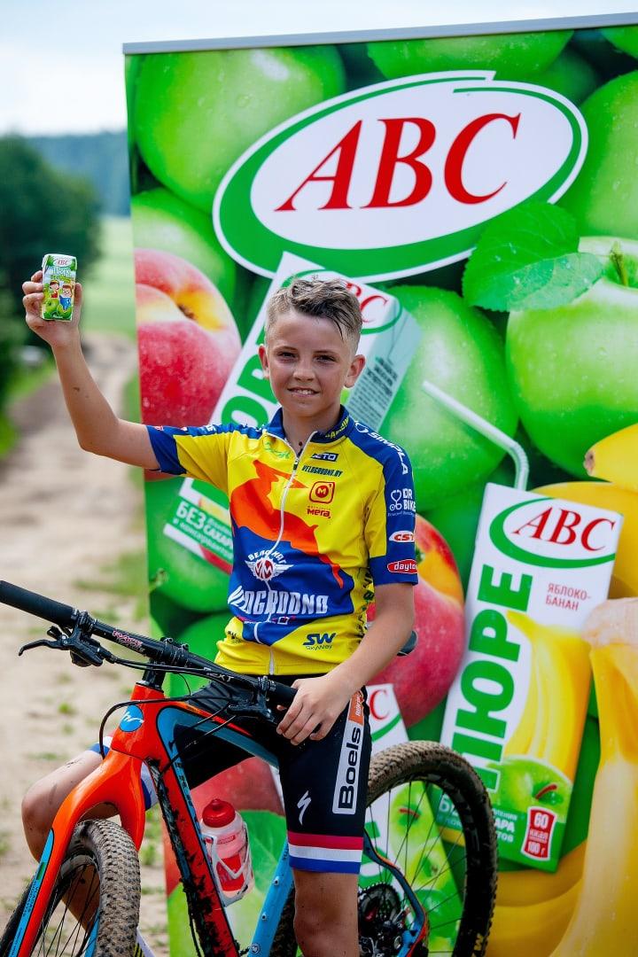 Компания АВС поддерживает велоспорт